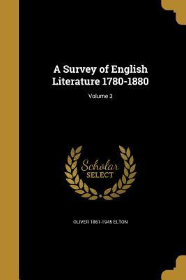 SURVEY OF ENGLISH LITERATURE 1