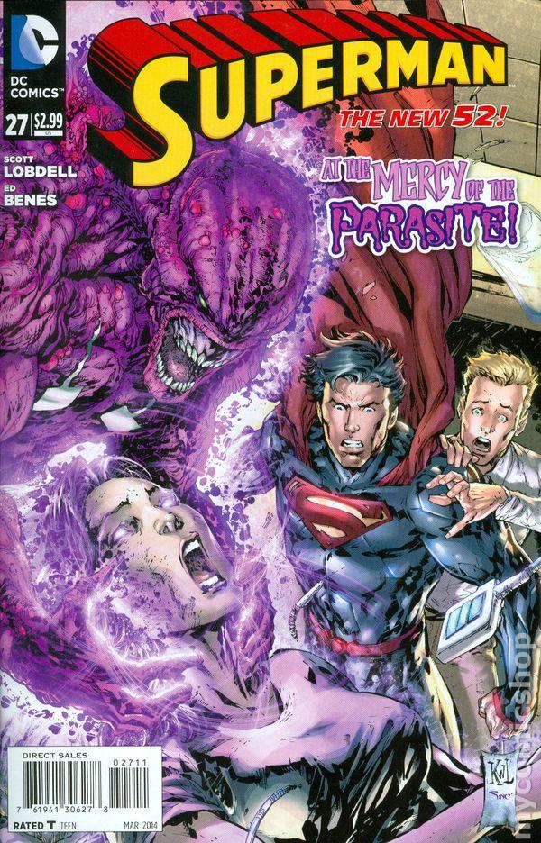 Superman Vol.3 #27