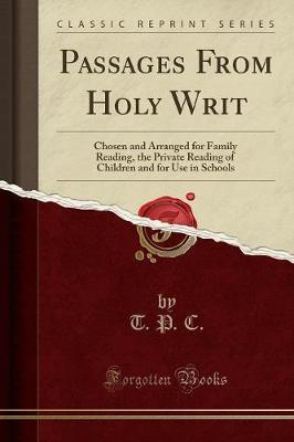 Passages From Holy Writ