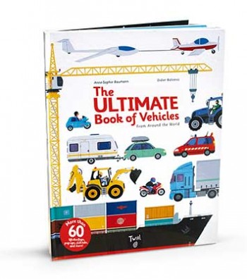 The Ultimate Book of Vehicles