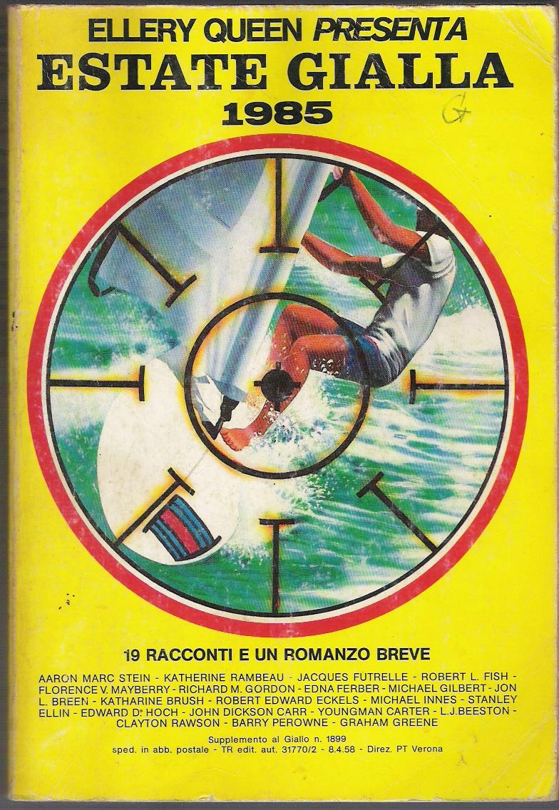 Estate gialla 1985