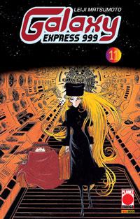 Galaxy Express 999 vol. 11