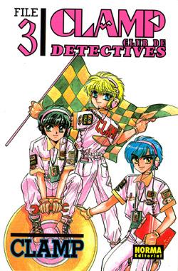 Clamp: Club de Detectives 3