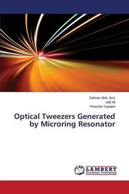 Optical Tweezers Generated by Microring Resonator
