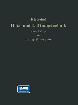 H. Rietschels Leitfaden der Heiz- und Lüftungstechnik