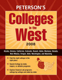 Peterson's Colleges in the West 2008