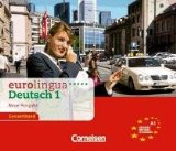Eurolingua Gesamtband 1. CD