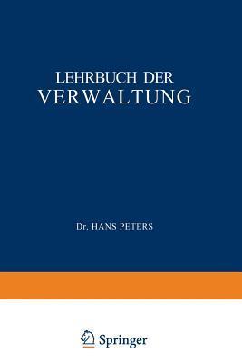 Lehrbuch Der Verwaltung