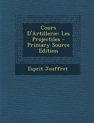 Cours D'Artillerie