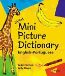 Milet Mini Picture Dictionary (English-Portuguese)