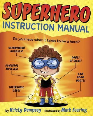 Superhero Instruction Manual
