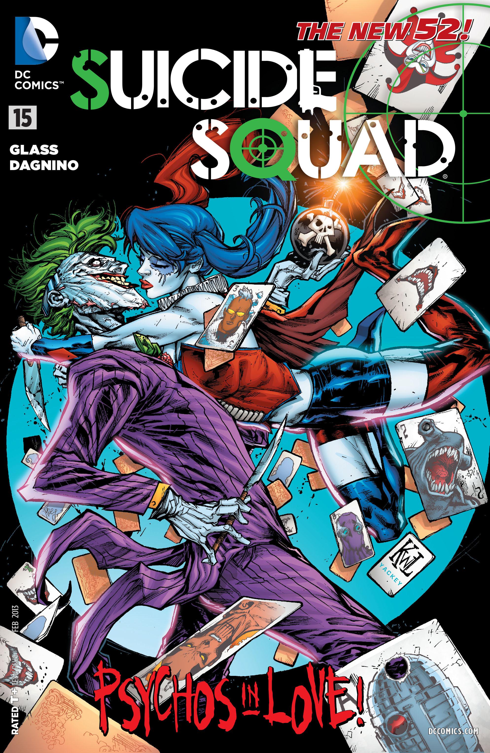 Suicide Squad Vol.4 #15