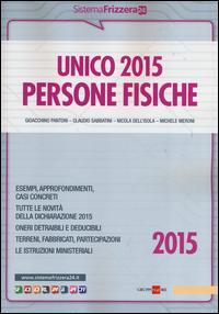 Unico 2015. Persone fisiche