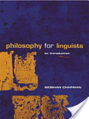 Philosophy for Linguists