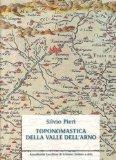 Toponomastica della Valle dell'Arno