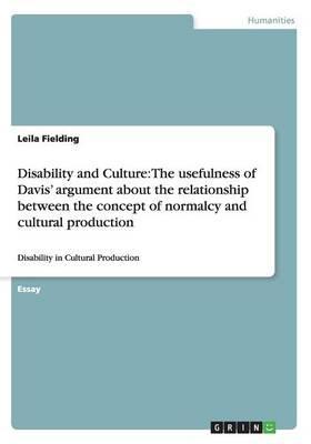 Disability and Cultu...