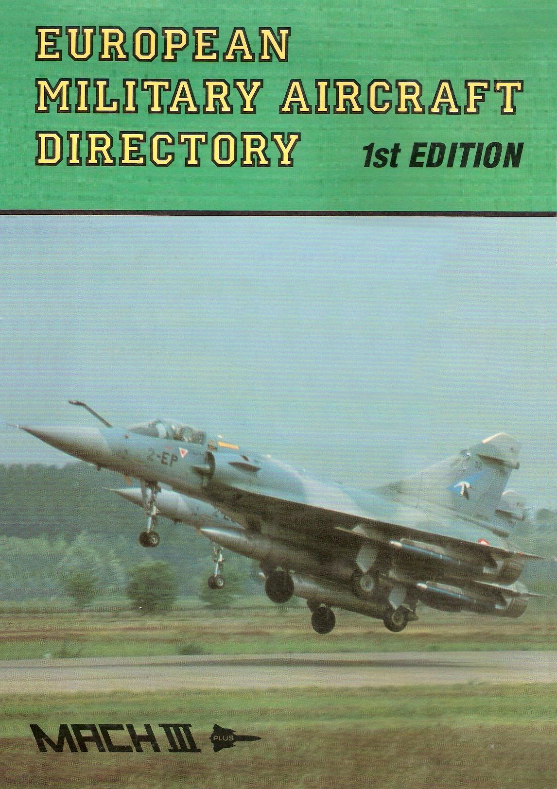 European Military Aircraft Directory