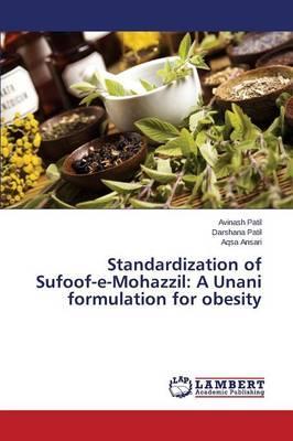 Standardization of Sufoof-e-Mohazzil