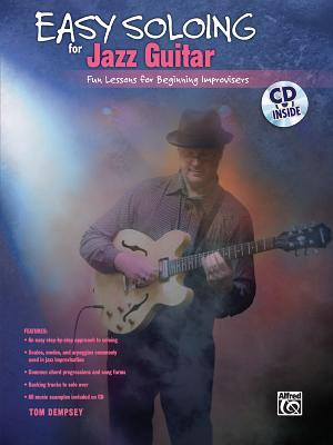 Easy Soloing Jazz Guitar