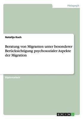 Beratung von Migrant...
