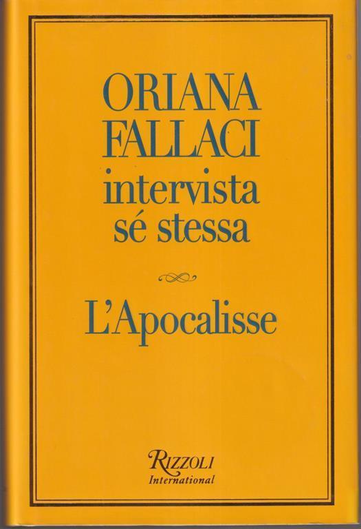 Oriana Fallaci inter...