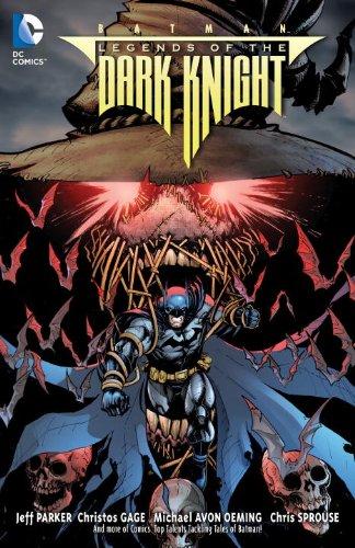 Batman: Legends of t...