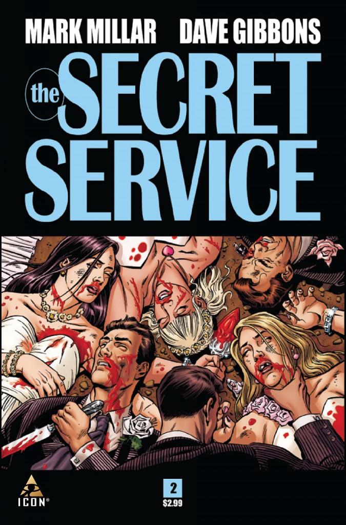 The Secret Service Vol.1 #2