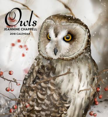 Owls 2018 Calendar
