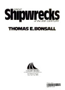 Great Shipwrecks of the Twentieth Century