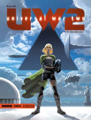 Universal War Two Vol. 2: La terra promessa