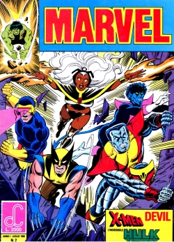 Marvel n. 2
