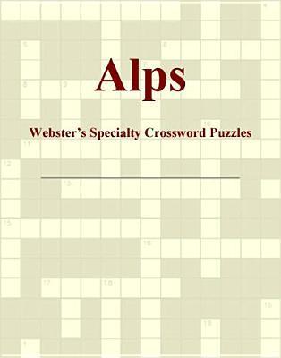 Alps - Webster's Specialty Crossword Puzzles