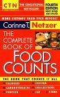 The Complete Book of Food Counts, Fourth Edition