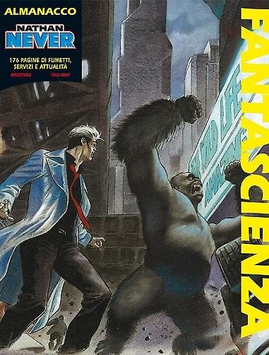 Nathan Never: Almanacco della fantascienza 2014