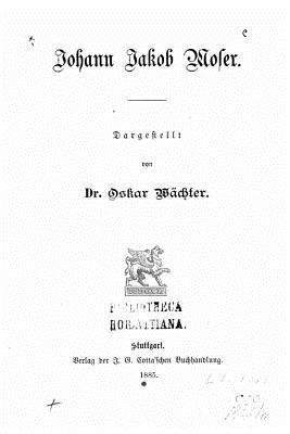 Johann Jakob Moser