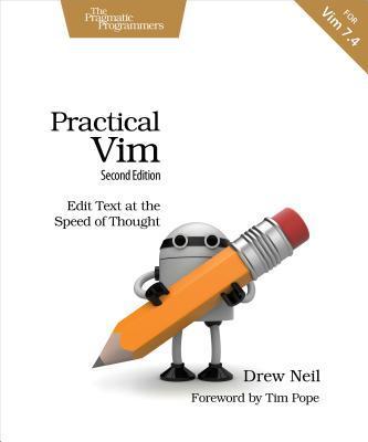 Practical Vim, Second Edition
