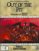 Out of the Pit: Monsters of Advanced Fighting Fantasy