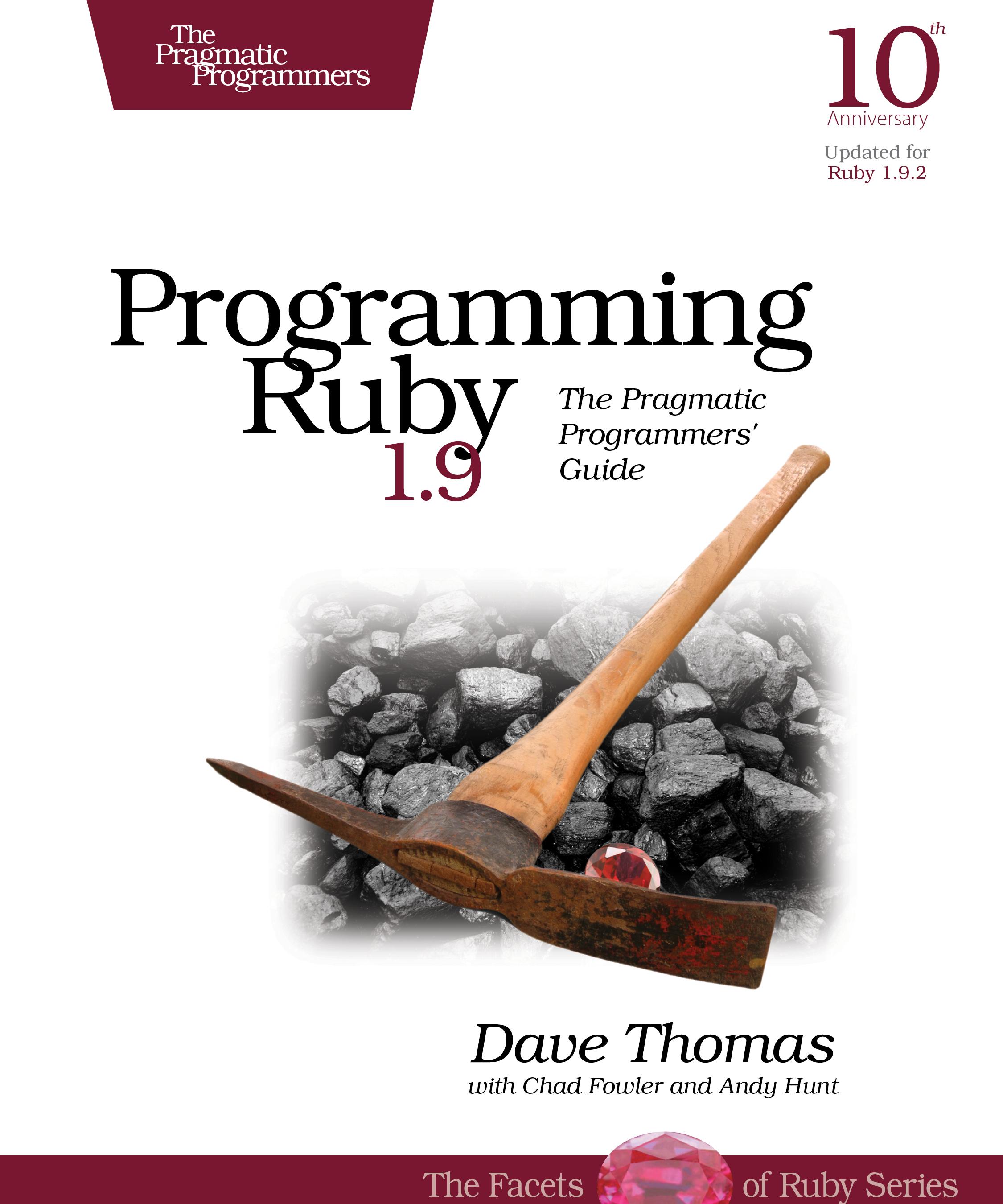 Programming Ruby