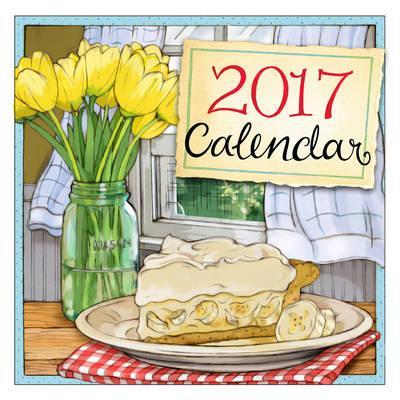 2017 Gooseberry Patch Wall Calendar