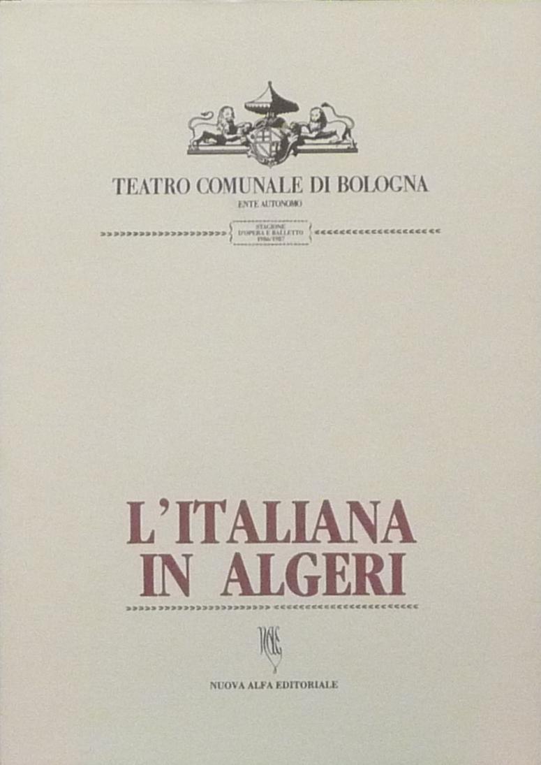 L'Italiana in Algeri - G. Rossini