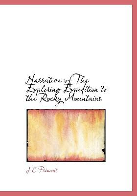 Narrative of the Exploring Expedition to the Rocky Mountains