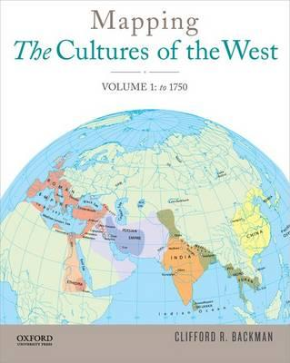 Mapping The Cultures of the West