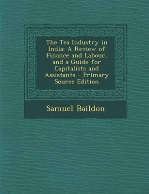 Tea Industry in Indi...