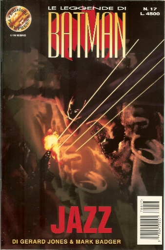 Le Leggende di Batman n. 17