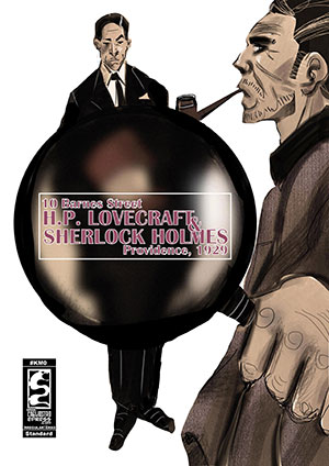 10 Barnes Street, Providence 1929: H.P. Lovecraft & Sherlock Holmes