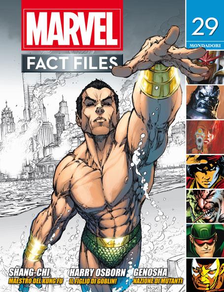 Marvel Fact Files n.16