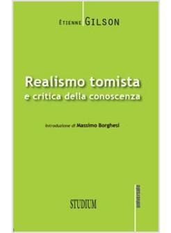 Realismo tomista e c...
