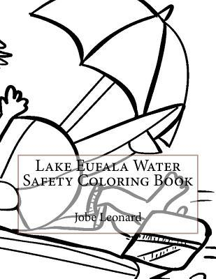 Lake Eufala Water Safety Coloring Book