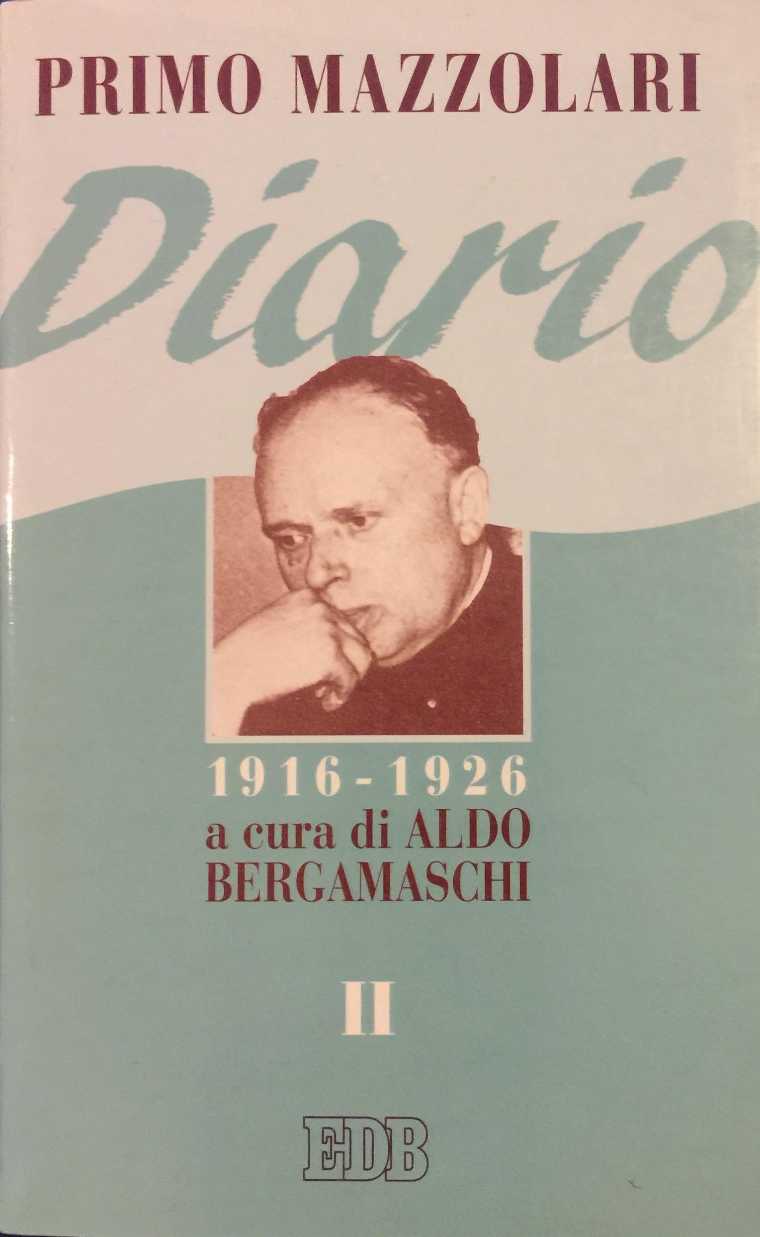 Diario (1916-1926)