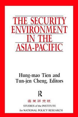 The Security Environment in the Asia-Pacific
